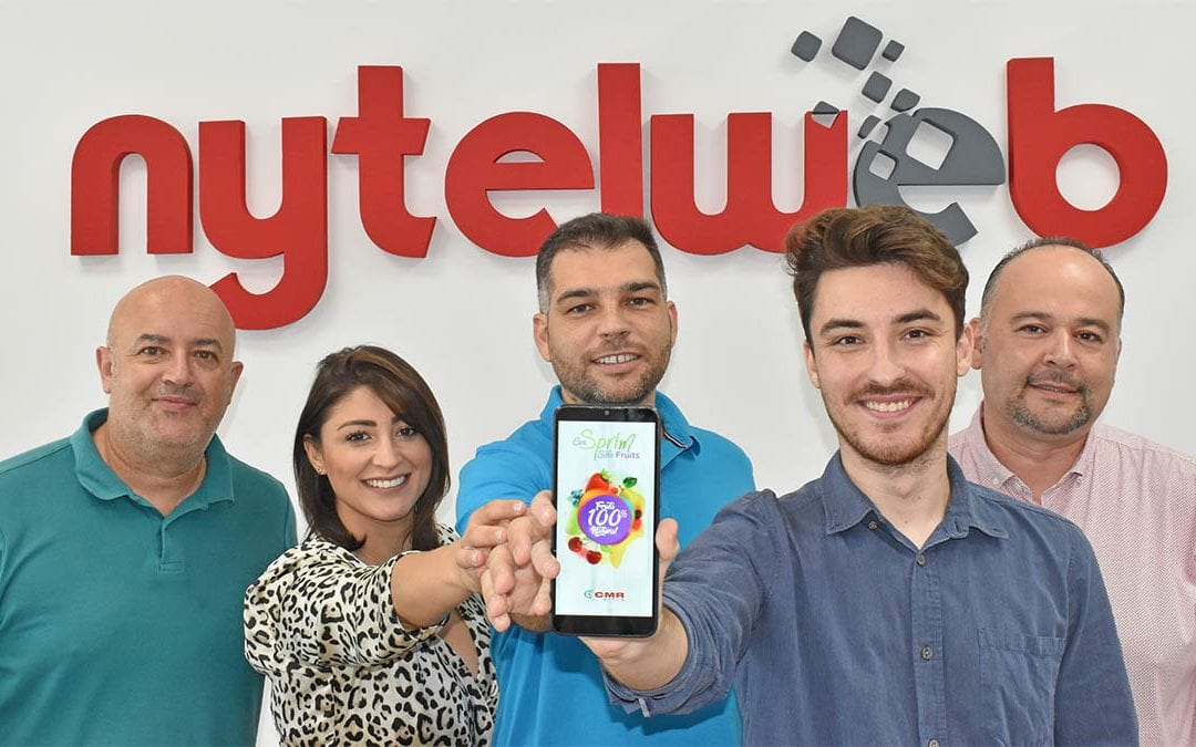 Empresas nacionales confían en  Nytelweb.
